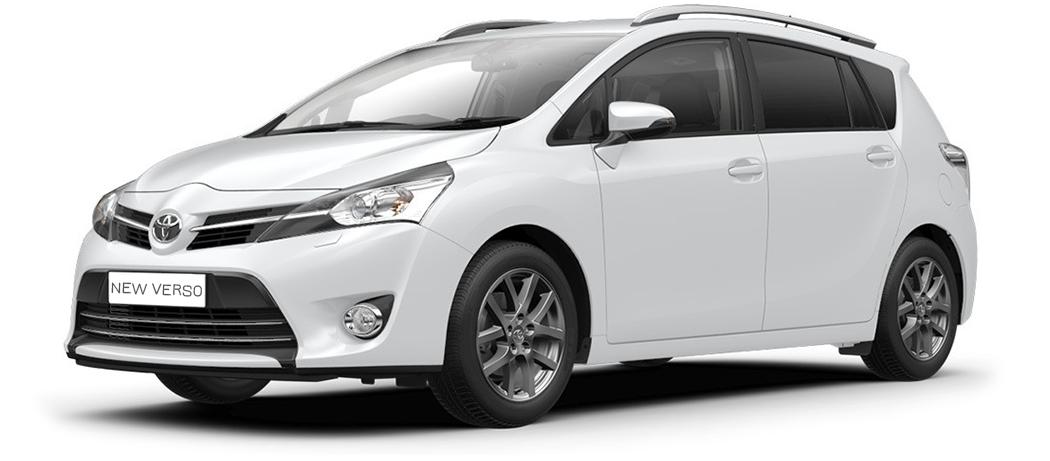 Toyota Verso (minivens)
