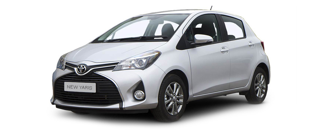 Toyota Yaris (ekonomiskā klase)