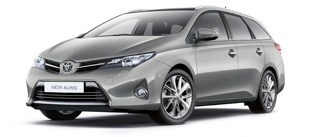 Toyota Auris Touring (kompaktā klase)