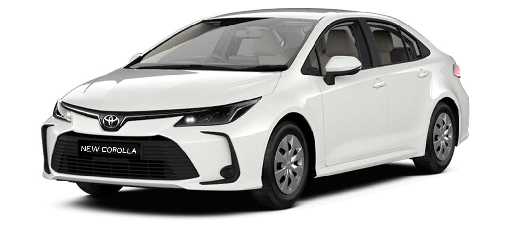 Toyota Corolla (Vidējā klase)