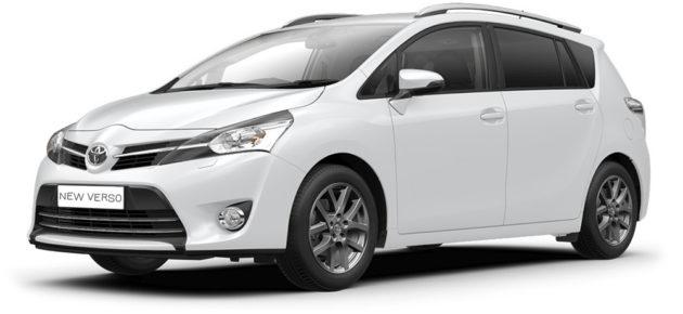 Toyota Verso (минивэн)