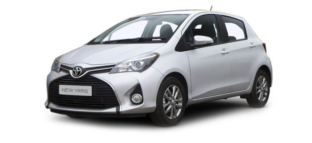 Toyota Yaris (економ-класс)