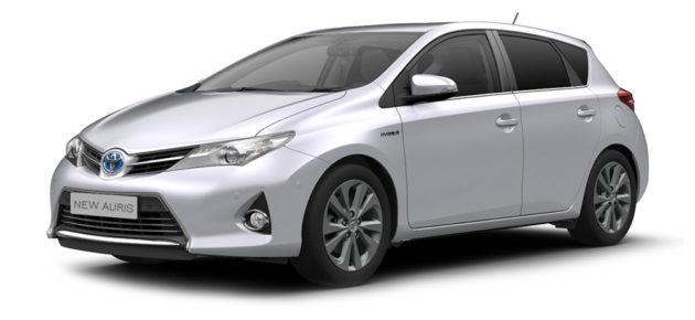 Toyota Auris (kompaktā klase)