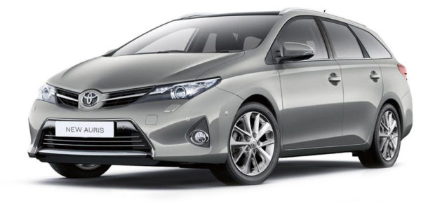 Toyota Auris Touring (compact class)