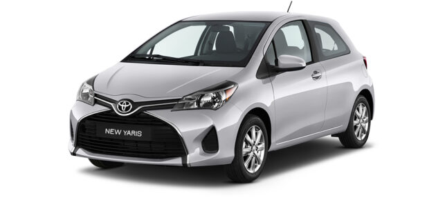 Toyota Yaris Hybrid (економ-класс)
