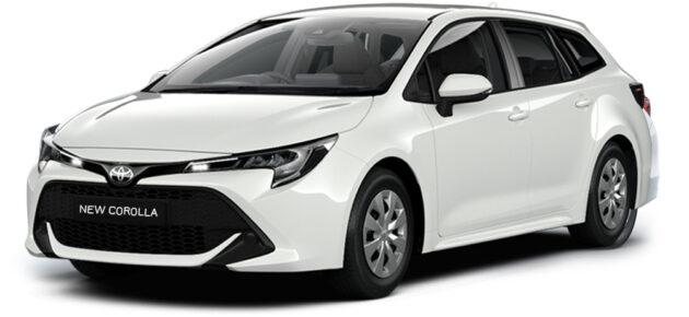 Toyota Corolla TS (medium class)