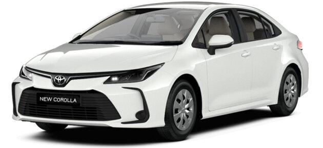 Toyota Corolla (cредний класс)
