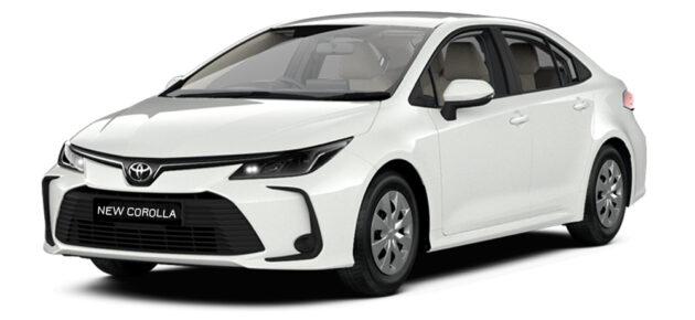 Toyota Corolla (medium class)
